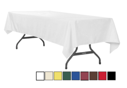 120x54 tablecloth linen