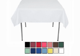 54-x-54 cotton tablecloth