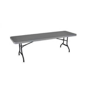 8 foot poly folding table rental