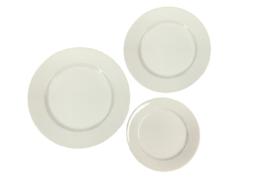 Round China Dinner Plate
