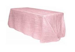 crush pink linens