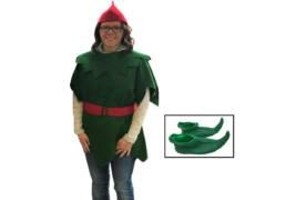 Christmas Elf Helper Costume