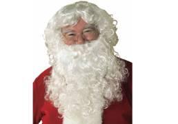 Santa wig and beards